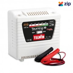 Telwin TWTOURING18 - 230V 12-24V 13/8AMP TOURING 18 Battery Charger 804729 Automotive Service Tools