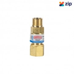 TESUCO FTSOD - Flashback Arrestor Oxygen Standard Flow Torch End