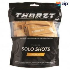 THORZT SSSFTR – 50 x 3gm Sachets Tropical Sugar Free Solo Shots