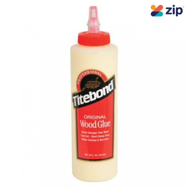 Titebond TBD-1-473ML - 473ml Original Wood Glue Adhesives-Sealants