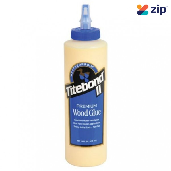 Titebond TBD-2-473ML - 473ml Titebond II Premium Wood Glue Adhesives-Sealants