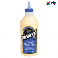 Titebond TBD-2-946ML - 946ml Titebond II Premium Wood Glue Adhesives-Sealants