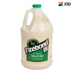 Titebond TBD-3-3785ML - 3.785ltr Titebond III Ultimate Wood Glue Adhesives-Sealants