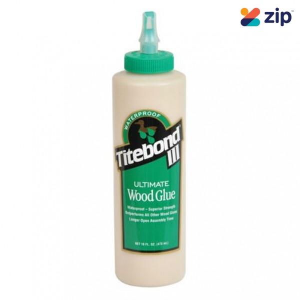 Titebond TBD-3-473ML - 473ml Titebond III Ultimate Wood Glue Adhesives-Sealants