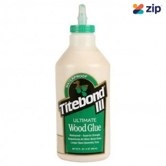 Titebond TBD-3-946ML - 946ml Titebond III Ultimate Wood Glue  Adhesives-Sealants