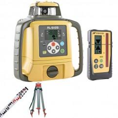 Topcon RL-SV2S-PREM - Dual Grade Construction Laser Level with LS-100D Receiver Premium Kit 313990552