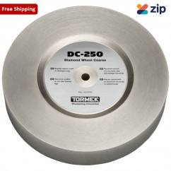 Tormek DC-250 - 250mm 360 Grit Diamond Wheel Coarse to suit T-8 Sharpening Accessories