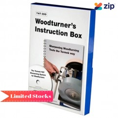 TORMEK TNT-300 Wood Turner's Instruction Box Tormek - Accessories