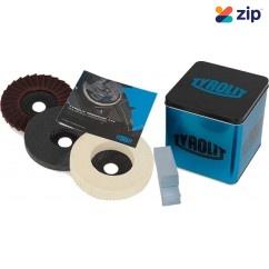 Tyrolit Y52433 - Premium Polishing Program Abrasives