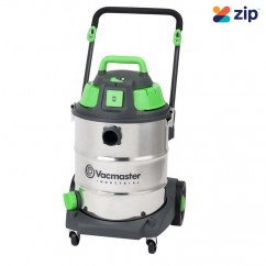 Vacmaster VMVK1650SWDC - 1600W 50L Wet and Dry Industrial Vacuum 509678 Dust Extractors for Power Tools