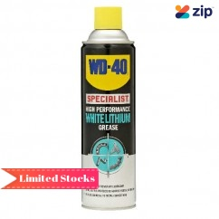 WD-40 21102 - 300g Specialist High Performance White Lithium Grease Spray