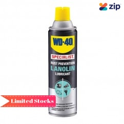 WD-40 21121 - 300g Specialist Rust Prevention Lanolin Lubricant