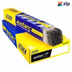WIA Austarc 7725 - 2.5mm x 305mm 2.2 Kg Iron Powder Hydrogen Controlled Premium Welding Electrodes Electrodes
