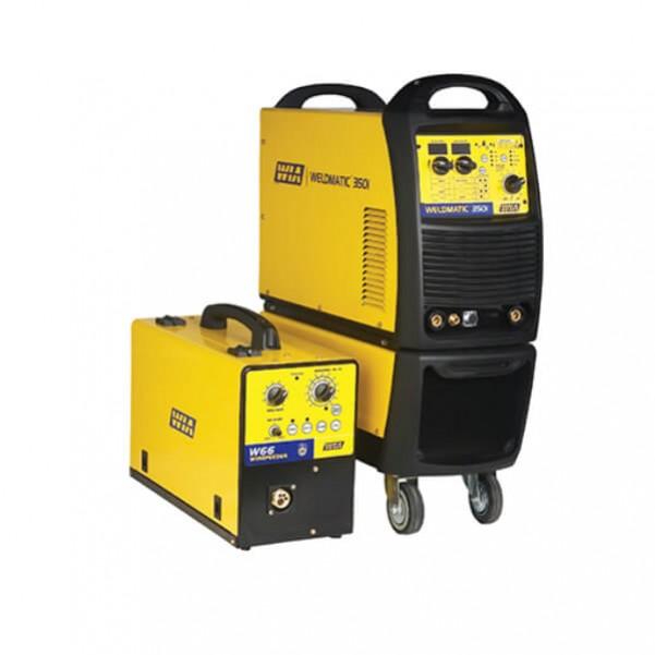 WIA CP139-1 - Weldmatic 350i Industrial Multi-Process Welder, Welding Machines, Mig