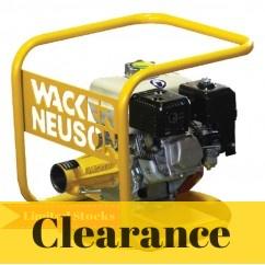 Wacker Neuson HD3.7 - 4.1KW 5.5 HP Honda Petrol Drive Unit Pumps 6906