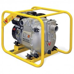 Wacker Neuson PT2A - 4KW 5.5HP Petrol Self Priming Trash Pump Fuel & Diesel Pumps