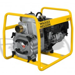 "Wacker Neuson PT 2H - Hatz Diesel Engine 2"" Trash Pump Fuel & Diesel Pumps"