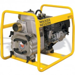 Wacker Neuson PT3H - 5KW 6.8HP Diesel Self Priming Trash Pump Fuel & Diesel Pumps
