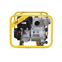 "Wacker Neuson PT4A - 8.7KW 4"" Petrol Trash Pump 5100042615 Pumps"