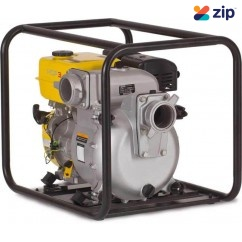 Wacker Neuson MDP3 - 5.8KW 9HP Petrol Trash Water Pump 0630144 Pumps