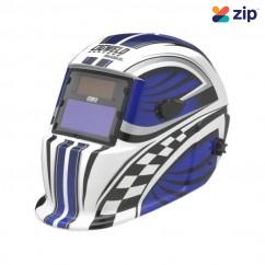 Cigweld454321 - Weldskill Auto-Darkening Racer Welding Helmet Welding Apparel