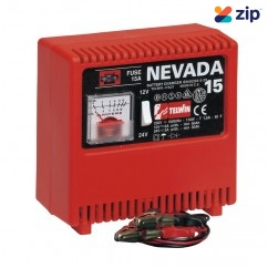 Telwin TWNEVADA15 – 12/24V 9/4.5Amps Nevada Battery Charger 509545 Automotive Service Tools