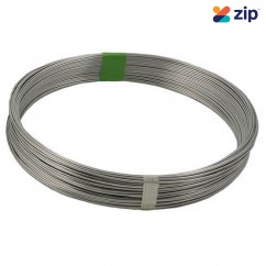 Whites 50210 - 1.60mm 304 Grade Stainless Steel Tie Wire 15m Blister Pack Construction Consumables