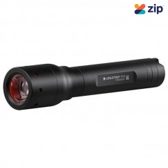 Led Lenser P5R-Box - Led Lenser 140 Lumens Rapid Focus Handheld Torch ZL500897 Torch with Rechargeable Batteries