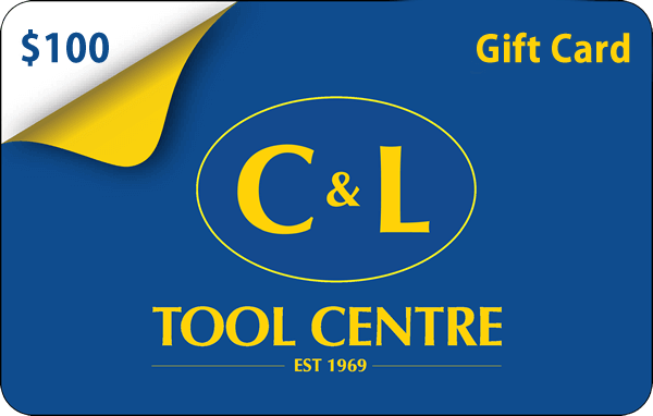 C&L Tool Centre Gift Card