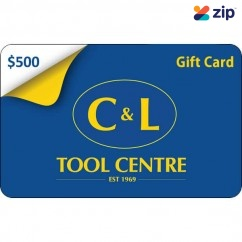 $500 C&L Gift Card - A Great Gift Idea Promotion