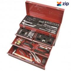 "Supatool S010030 - 300 Piece 4 Drawer 1/4"" & 3/8"" Drive Tool Chest Kit Tool Kit"