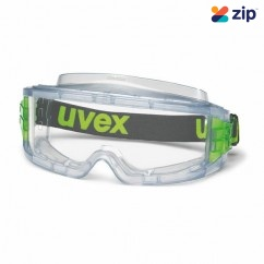 uvex 9301-614 - Anti-fog Ultravision Goggles Head, Eye & Ear protection
